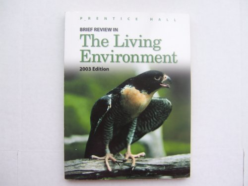 9780131152373: Brief Review in the Living Environment