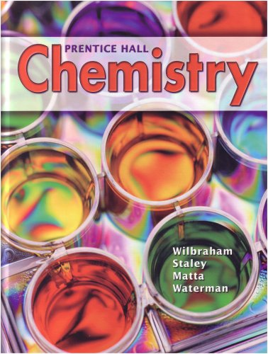 9780131152625: Chemistry Student Edition Sixth Edition 2005