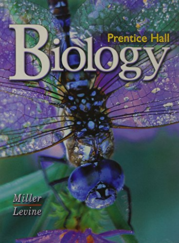9780131152861: PRENTICE HALL MILLER LEVINE BIOLOGY GUIDED READING AND STUDY WORKBOOK SECOND EDITION 2004