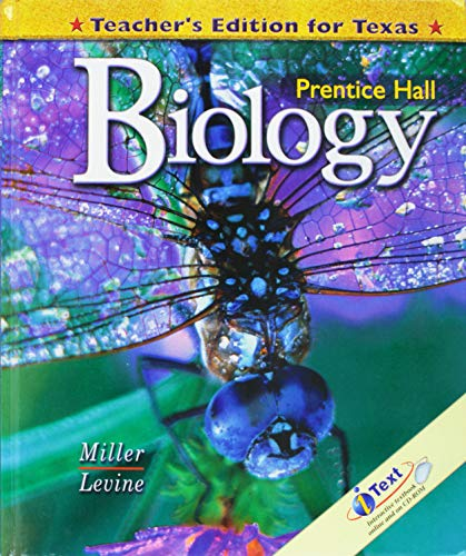 Prentice Hall Biology (Teacher's Edition for Texas) (0131152920) by Ph.D. Kenneth R. Miller; Ph.D. Joseph Levine