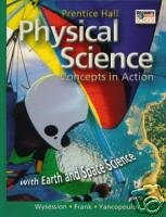 9780131152984: Prentice Hall Physical Science Concepts in Action Discovery Channel DVD with English and Spanish Track 2004c [USA]