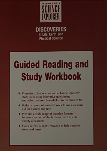 9780131154230: INTEGRATED SCIENCE DISCOVERIES IN LIFE EARTH AND PHYSICAL SCIENCE       GUIDED READING AND STUDY WORKBOOK STUDENT EDITION FIRST EDITION 2004C