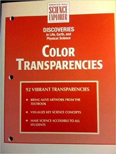 9780131154339: Prentice Hall Science Explorer/Discoveries in Life, Earth, and Physical Science/Color Trasparencies