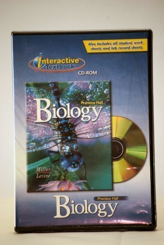 9780131155404: Interactive Textbook CD-ROM for Prentice Hall Biology