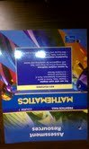 PRENTICE HALL MATH STUDENT MANIPULATIVE KIT FOR COURSES 1/2/3 AND PRE- ALGEBRA 2004C: ...