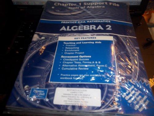 Prentice Hall Mathematics: Algebra 2 Grab &: et al. Bellman