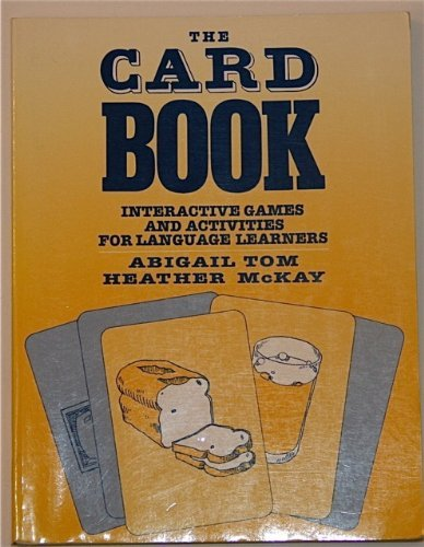 9780131157675: The Card Book: Interactive Games and Activities for Language Learners
