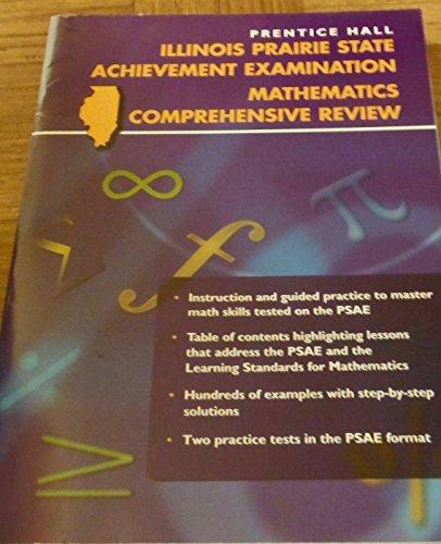 9780131157736: Illinois PSAE Mathematics Comprehensive Review