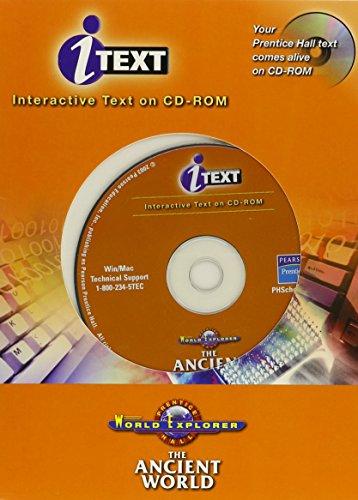 9780131159716: Ancient World: i-Text (World Explorer)