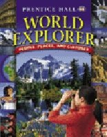 9780131159747: WORLD EXPLORER: PEOPLE, PLACES, AND CULTURES ITEXT CD-ROM FIRST EDITION 2003