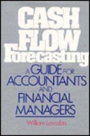 9780131160132: Cash Flow Forecasting