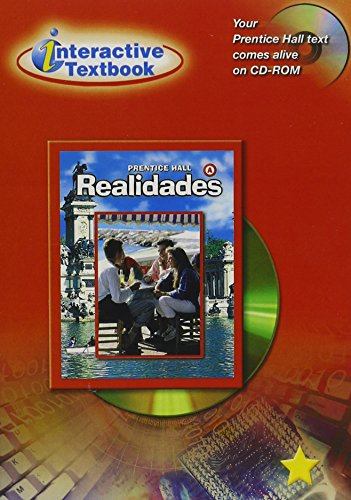 9780131162617: REALIDADES LEVEL A STUDENT EDITION ITEXT ON CD-ROM 2004C