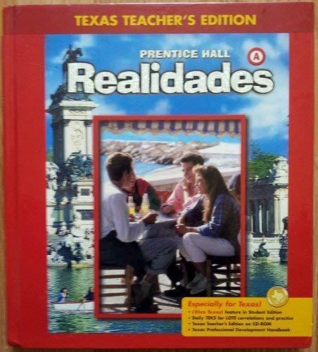 9780131163041: Realidades: Texas Teacher's Edition, Level A