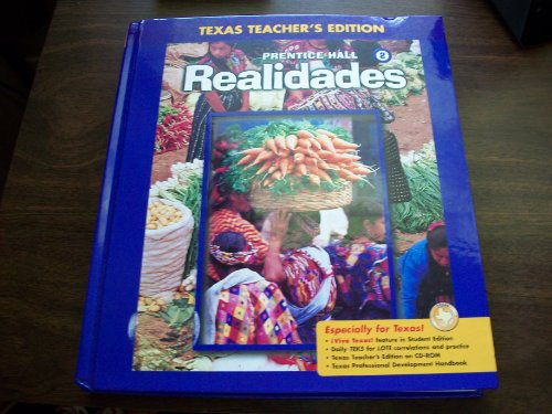 9780131163072: Realidades Texas Teacher's Edition Level 2