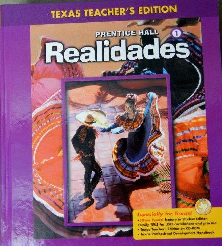 9780131163089: Realidades Texas Teacher's Edition Level 3