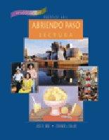 9780131163485: PRENTICE HALL ABRIENDO PASO LECTURA STUDENT EDITION 2005C
