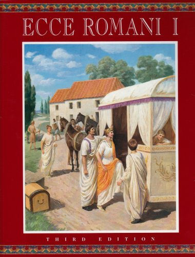 9780131163706: Ecce Romani Level 1 Student Edition Hardcover 2005c