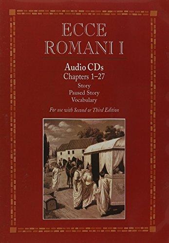 9780131163744: ECCE ROMANI LEVEL 1 AUDIO CD PACKAGE 2005C