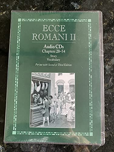 9780131163843: ECCE ROMANI LEVEL 2 AUDIO CD PROGRAM 2005C