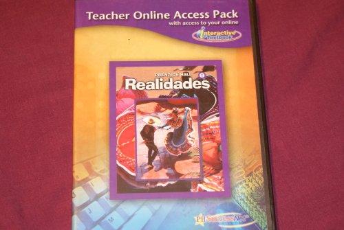 9780131164215: Teacher Online Access Pack Realidades 1