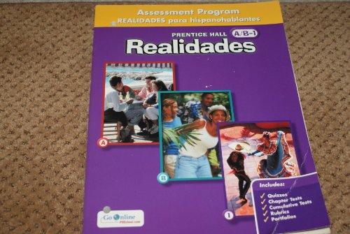 9780131164253: Realidades A/B-1 Assessment Program para hispanohablantes