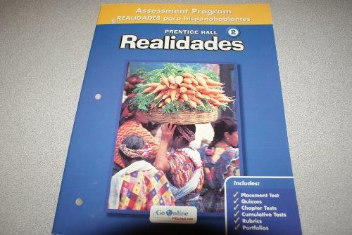 9780131164260: Realidades 2 Assessment Program: Realidades para Hispanohablantes