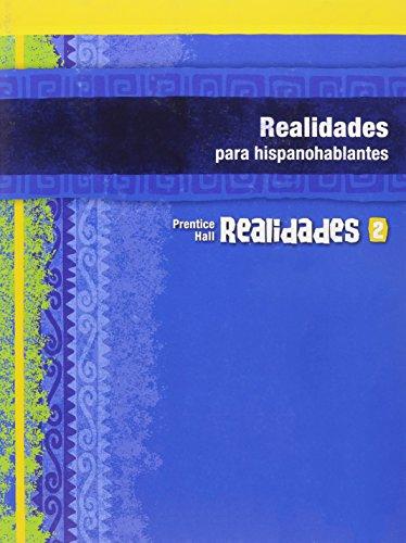 Realidades 2 : Realidades para Hispanohablantes: Prentice Hall Staff