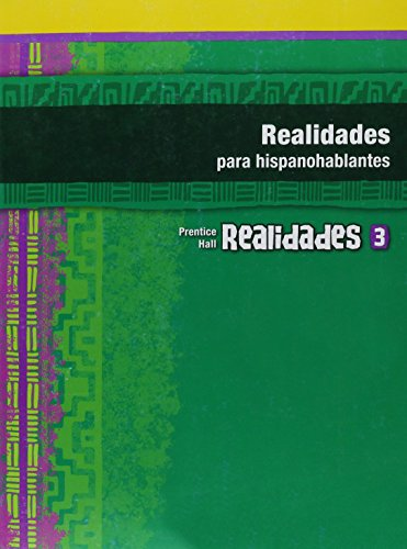 9780131164314: REALIDADES PARA HISPANOHABLANTES 3 HERITAGE LEARNER WORKBOOK 2004C