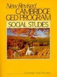 9780131164352: The New Revised Cambridge Ged Program: Social Studies