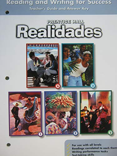 9780131164864: Realidades: Reading and Writing for Success (Guide and Answer Key)