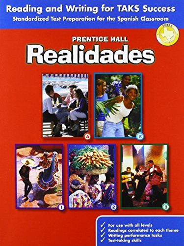9780131164871: PRENTICE HALL REALIDADES READING AND WRITING FOR TAKS SUCCESS 2005C