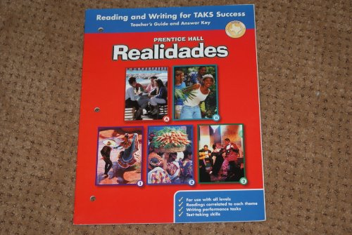 9780131164888: Realidades (Reading and Writing For TAKS Success, Teachers Guide and Answer Key)