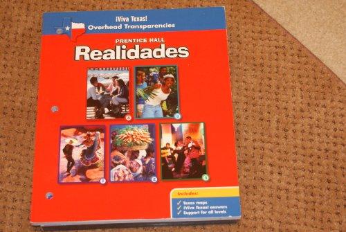 9780131164895: Realidades (Viva Texas!, Overhead Transparencies)
