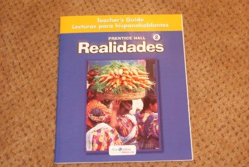 9780131165069: Realidades 2 Teacher's Guide Lecturas Para Hispanohablantes