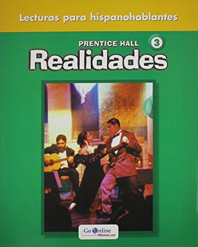 9780131165335: PRENTICE HALL REALIDADES 3 LECTURAS PARA HISPANOBALANTES READER 2004C