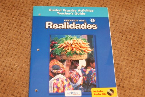 9780131165403: Reallidades 2 Guided Practice Activities Teacher's Guide with 2 Audio CDs