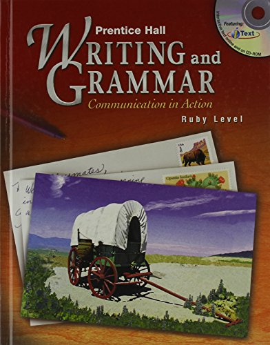 9780131166356: PRENTICE HALL WRITING AND GRAMMAR STUDENT EDITION GRADE 11 SECOND EDITION 2004