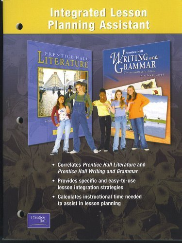 9780131168435: Writing and Grammar: Communication in Action : The Integrated Lesson Planning Assistant