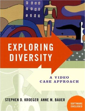 9780131172586: Exploring Diversity: A Video Case Approach