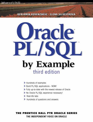 9780131172616: Oracle PL/SQL by Example (Prentice Hall PTR Oracle)