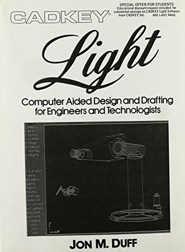 9780131173835: CADKEY Light: Computer Aided Design And Drafting For Engineers And Technology