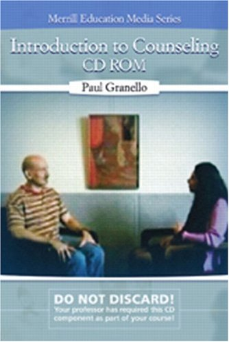 9780131173934: Introduction to Counseling CD-ROM
