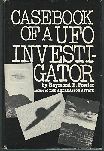 9780131174320: Casebook of a Ufo Investigator: A Personal Memoir