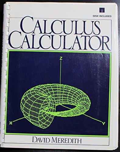 9780131174412: Calculus Calculator