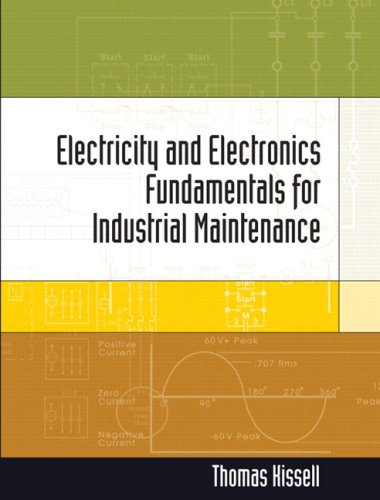 9780131175983: Electricity & Electronics For Industrial Maintenance