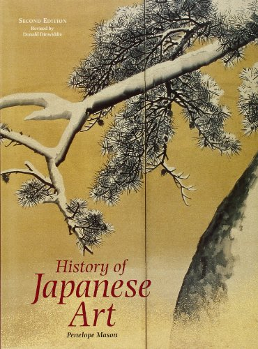 9780131176010: History of Japanese Art