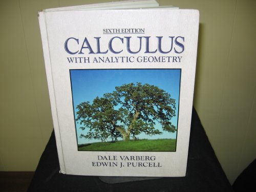 9780131177550: Calculus With Analytic Geometry
