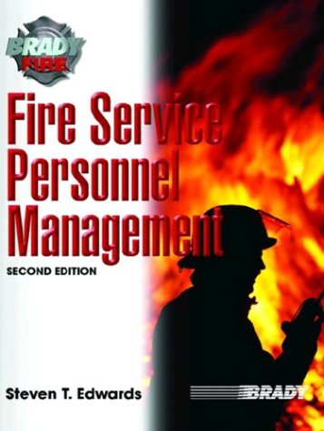 9780131177666: Fire Service Personnel Management