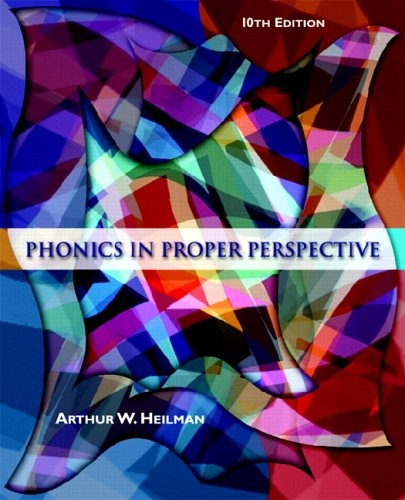 9780131177987: Phonics in Proper Perspective (10th Edition)