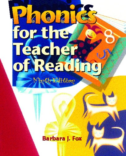 9780131177994: Phonics for the Teacher of Reading (9th Edition)